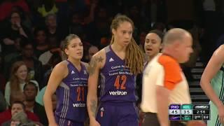 Breanna Stewart & Brittney Griner Set to Match Up in WNBA Playoffs!