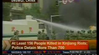 Hundreds Of People Killed In Xinjiang Riot - Bloomberg