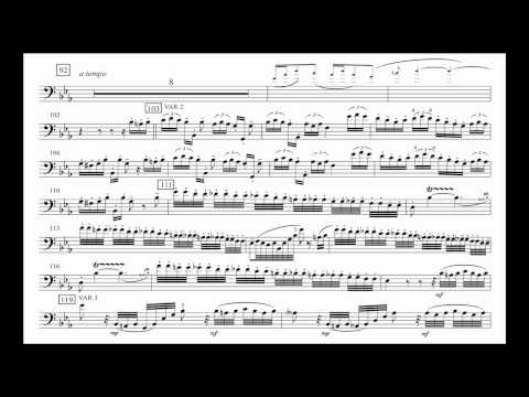 The Carnival of Venice  Bob McChesney  trombone