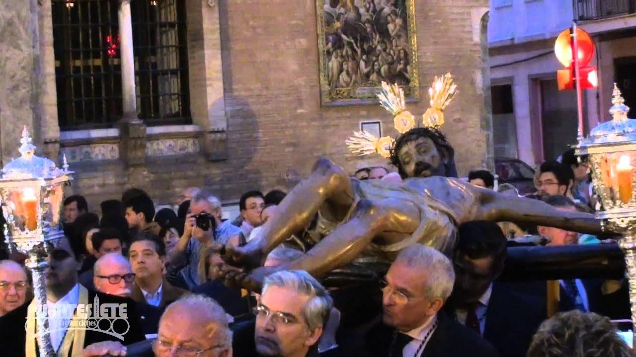 Resultado de imagen de Via Crucis Cristo del Burgos. Sevilla