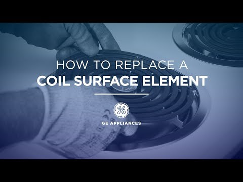 Coil Range Element Installation Instructions