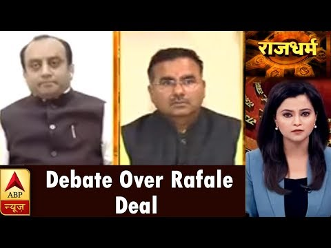 Watch Debate Over Rafale Deal In Rajdharma With Neha Pant Right Now On ABP News