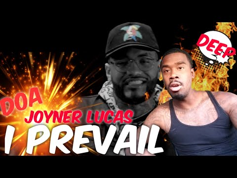 THIS IS DEEPER THAN I THOUGHT… I Prevail – D.O.A. FT Joyner Lucas (Reaction Video)