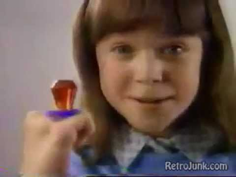 Retro Ring-Pop Commercial