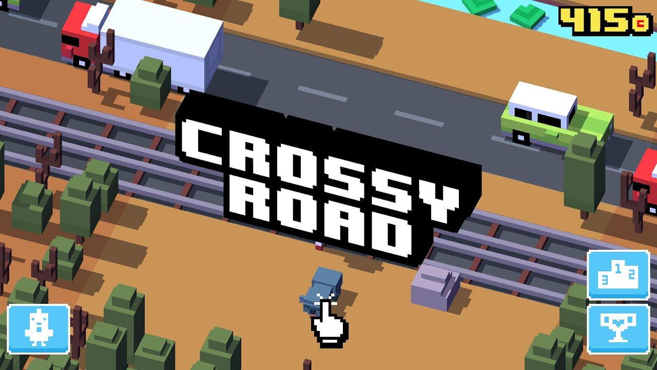 Crossy Road Spiele