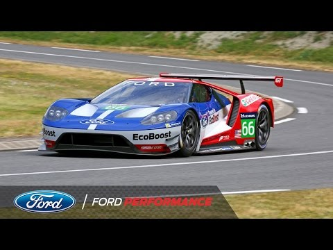 Ford GT: Returns to Le Mans | IMSA | Ford Performance