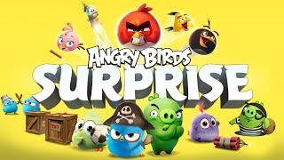 Angry Birds Surprise | Episode 4