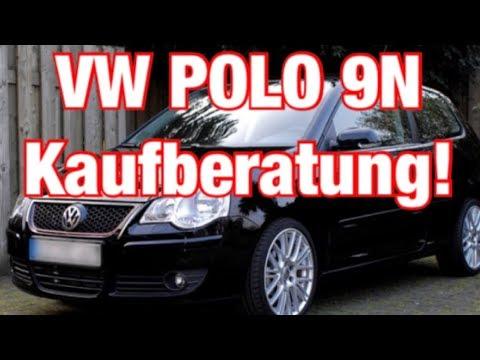 -Vw Polo 9n-Gebrauchtwagen kaufen Tipps - Simon der Autohändler -