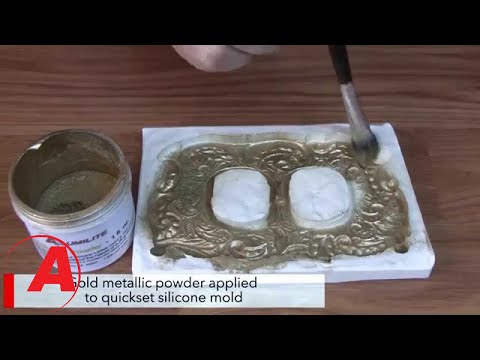 Alumilite Metallic Powder - Alumilite