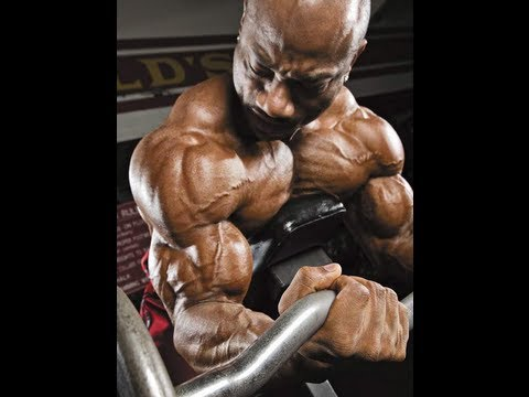 Muscle growth high reps