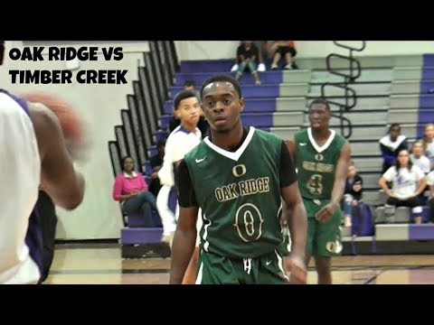 Damon Harge, Marcus Taylor & Robin Perry BACK AT IT! Oak Ridge vs Timber Creek Highlights