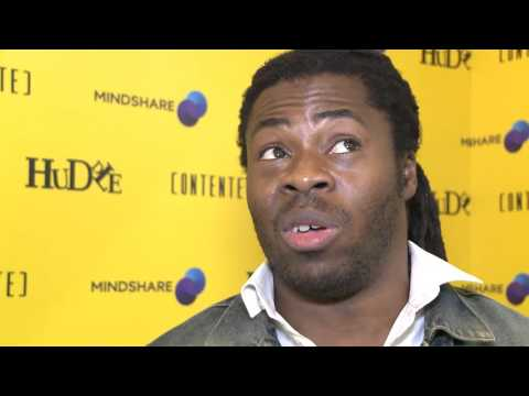 """Technology is what drives Paralympic sport"": Ade Adepitan, Paralympian & Presenter"