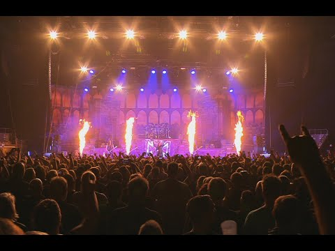 HammerFall: Never Forgive, Never Forget (live)