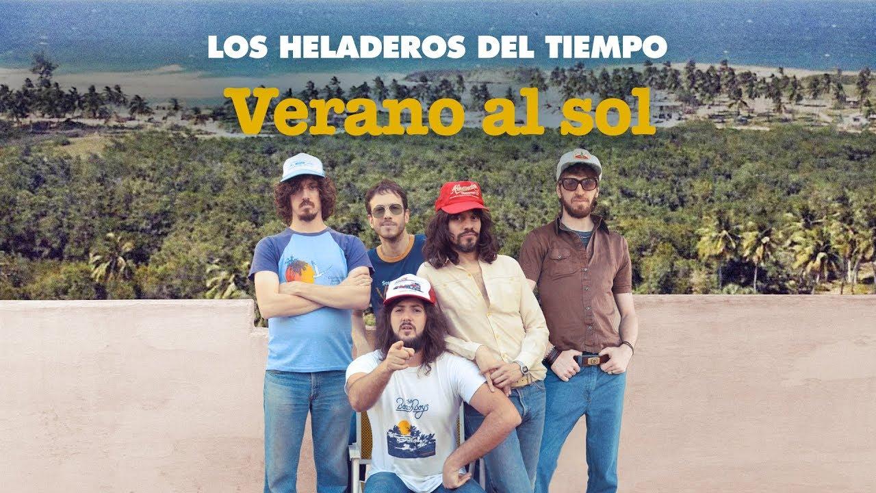 LOS HELADEROS DEL TIEMPO - Verano al sol