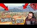Rumble in the Valle - PUBG Gameplay #188 (PUBG Squad w/ Subscribers StoneMountain64)