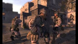 Full Spectrum Warrior PC Gameplay - Mission 1