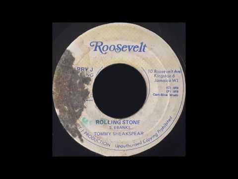 Tommy Sheakspear - Rolling Stone