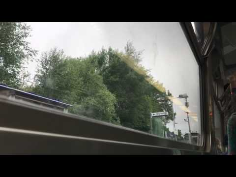 Time-Laps from Glasgow Queen Street to Gilshochill