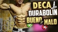 Lo BUENO y MALO del DECA DURABOLIN | OzielCarmo