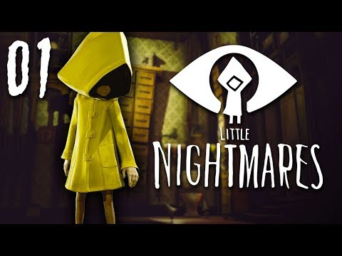 LE CAUCHEMAR COMMENCE 1/5 Let's Play Little Nightmares