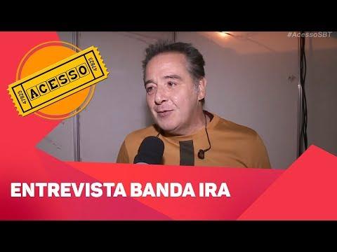 Entrevista com Ira! - TV SOROCABA/SBT