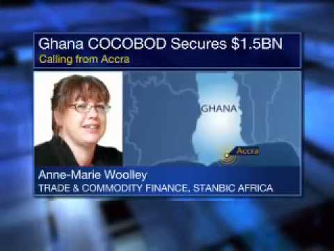 The Ghana Cocoa Board secured commitments for purchases of cocoa beans for export