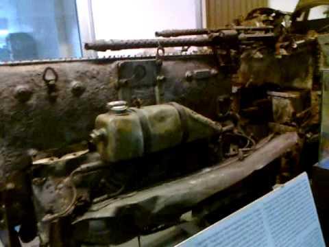 Messerschmitt Bf-109 in Vantaa museum