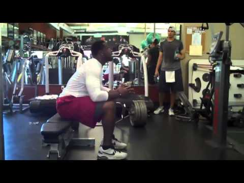 Gerald McCoy Training