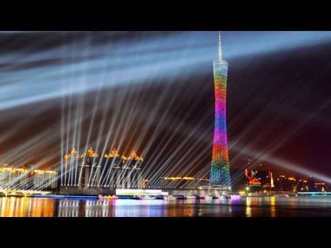 91. Достопримечательности Гуанчжоу Китай