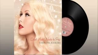 Silent Night (Noche de Paz) - Christina Aguilera