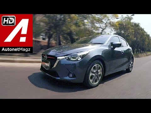 Test drive All New Mazda 2 SkyActiv GT Indonesia 2015