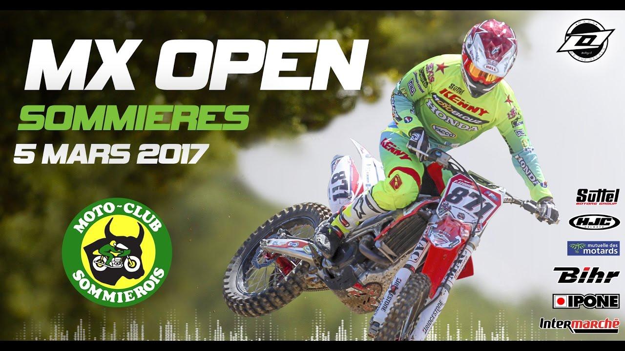 motocross international sommierois