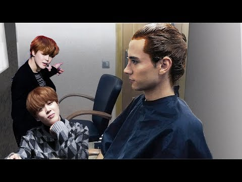 BTS Jimin Hair Color Transformation | Men's Korean Trend | My Hairstyle | Ruben Ramos