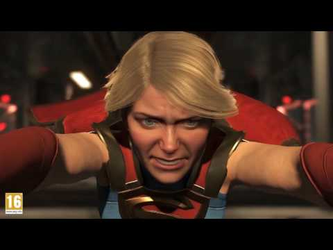 Official Injustice 2 Trailer - Everything You Need to Know