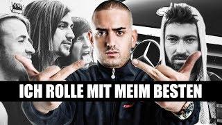 Ich rolle mit meim Besten - Haftbefehl (DCCM Remix) ft. FSKAAA   Metal cover