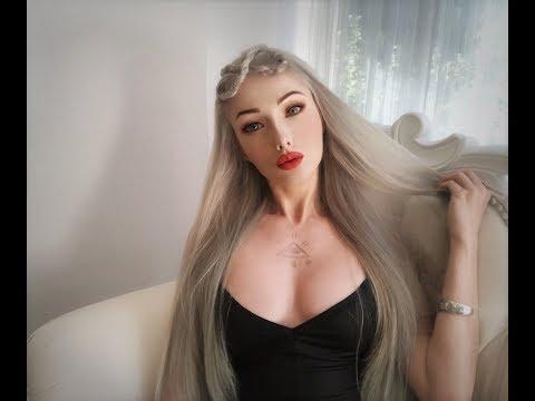Органический спрей для волос своими руками. Роскошные и длинные волосы