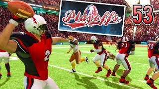 The Storm Open The PLAYOFFS! - Backbreaker Football | Ep.53