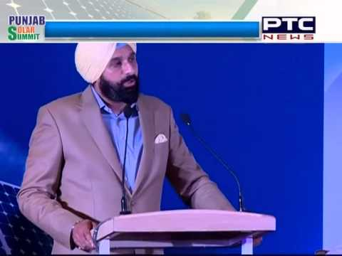 Punjab is a leading example of solar success story. #Punjab# Solar# Power Summit 2015 | Report