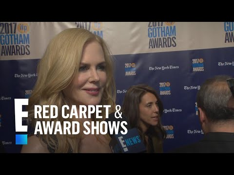 Nicole Kidman on If She Wants Her Kids to Act | E! Live from the Red Carpet