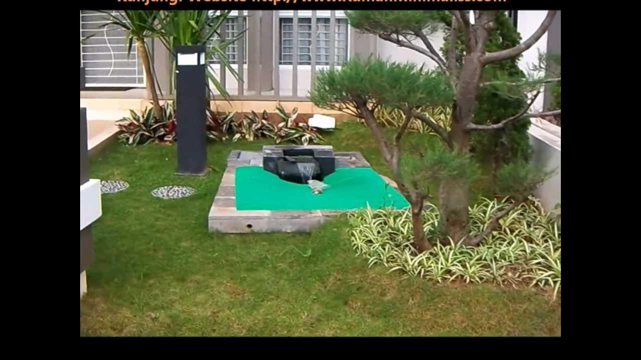 Rumah iMinimalisi i2i ilantaii iKanopii dan Taman YouTube