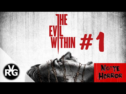 The Evil Within LIVE: con mia moglie e webcam #1 - ITALIANO