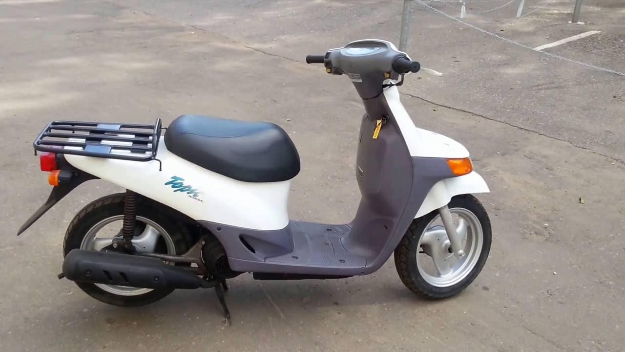 скутер honda pro topic af 38