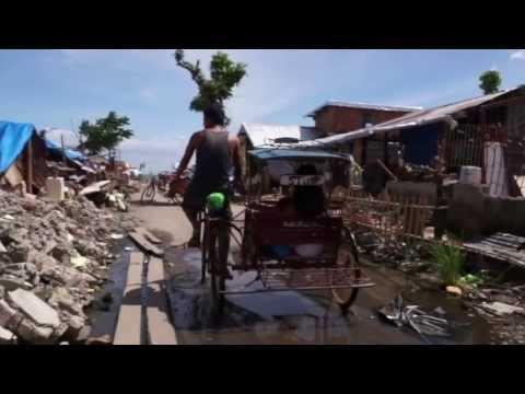 Typhoon Haiyan -- 3 Months On
