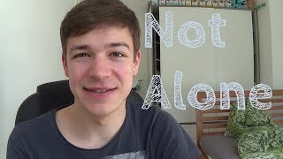 Not alone. ~ Original Song