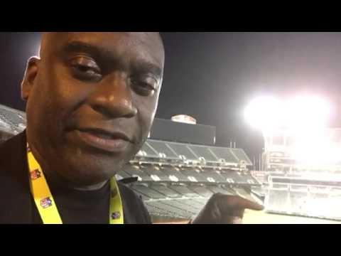 Talking Oakland Coliseum City After Raiders Game #AZvOAK
