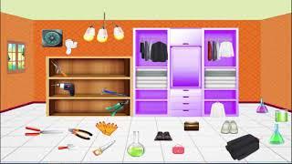 Game giáo dục - Game quét dọn nhà cho bé