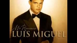luis miguel mis romances cd completo  2001