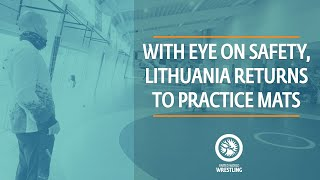 With Eye on Safety, Lithuania Returns to Practice Mats