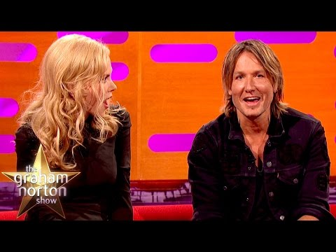 Keith Urban Had a Prosthetic Leg Thrown at Him | The Graham Norton Show