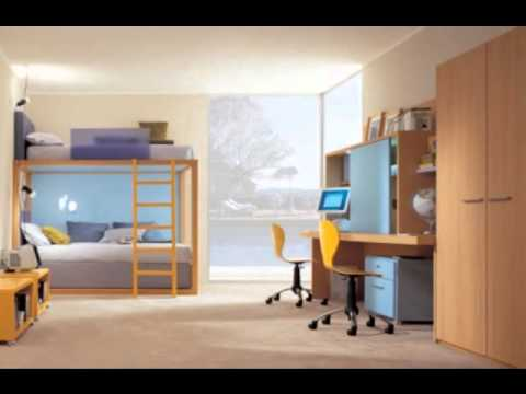 D co chambre ados 5000 photos de d coration youtube for Model petite chambre a coucher